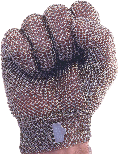 Image for The Original, All Steel, Metal Mesh Glove.